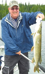 Fun Northern Pike Fishing at Fireside Lodge by Steve